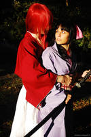 Kenshin and Kaoru VI by Gakosplay