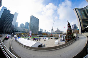 Nathan Phillips Square by Sportfreak5