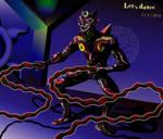 A postmodern devil, thou art by Skull-the-Kid