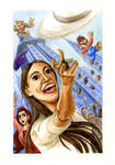 Here we go, Alexandria Ocasio-Cortez! by Skull-the-Kid