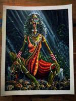 Shakchunni by Aurpa1994