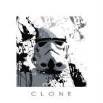 Star Wars portrait X - Stormtrooper by ArtClem