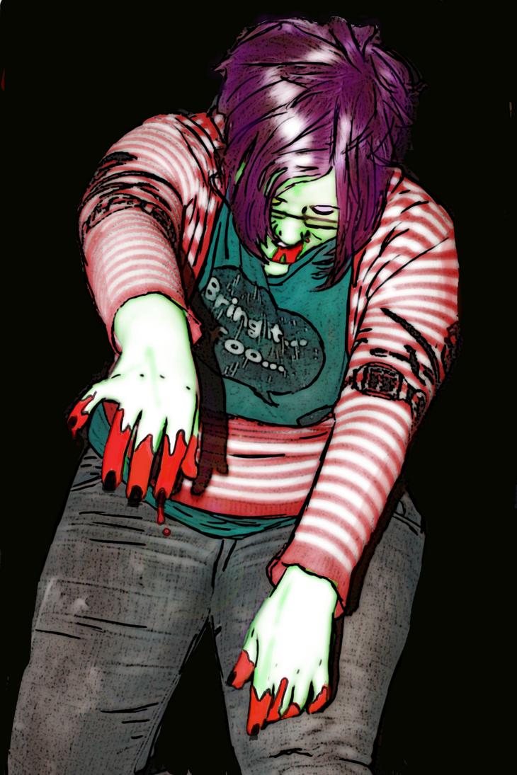 Zombie Nova by Panda-Boi