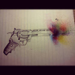 Graffiti sketch by Juicebox617