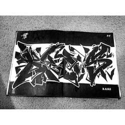 B.R.O.S Culture Graffiti art by Juicebox617
