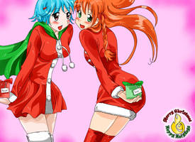 H.O.W - Merry Christmas by Kana-Chaan