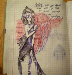 Epitaph by AlBrolz