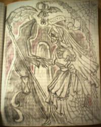 Bonehilda's marriage by AlBrolz