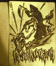 Misericordia (album art) by AlBrolz