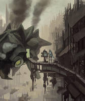 city platform by NecRum-2111