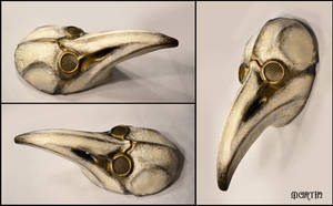 Plague Doctor Mask 3 by SMartin777