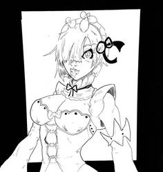 Anime Tuesday Rem by ravenclawtom