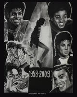 Michael Jackson by Daniel-Murrell