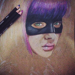HITGIRL WIP by beacdc