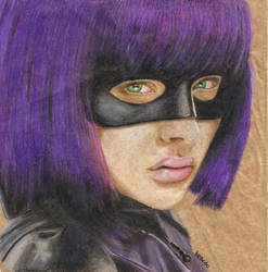 Hit-Girl by beacdc