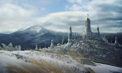 Drakensberg Castle by fstarno