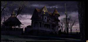 Harmington Manor by fstarno