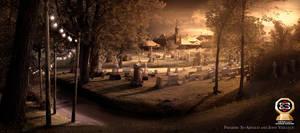 Haunted Circus by fstarno