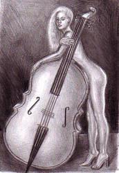 sweet violin song by DeCORinASON
