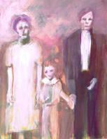 A Family Portrait by Blackbirdmotel