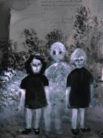 Imaginary Friends by Blackbirdmotel