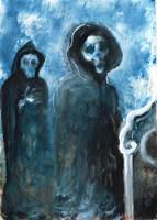 Wraiths by Blackbirdmotel