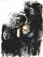 House of Death by Blackbirdmotel