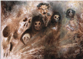 Spirits Unleashed by Blackbirdmotel
