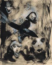 A Bumpy Night by Blackbirdmotel