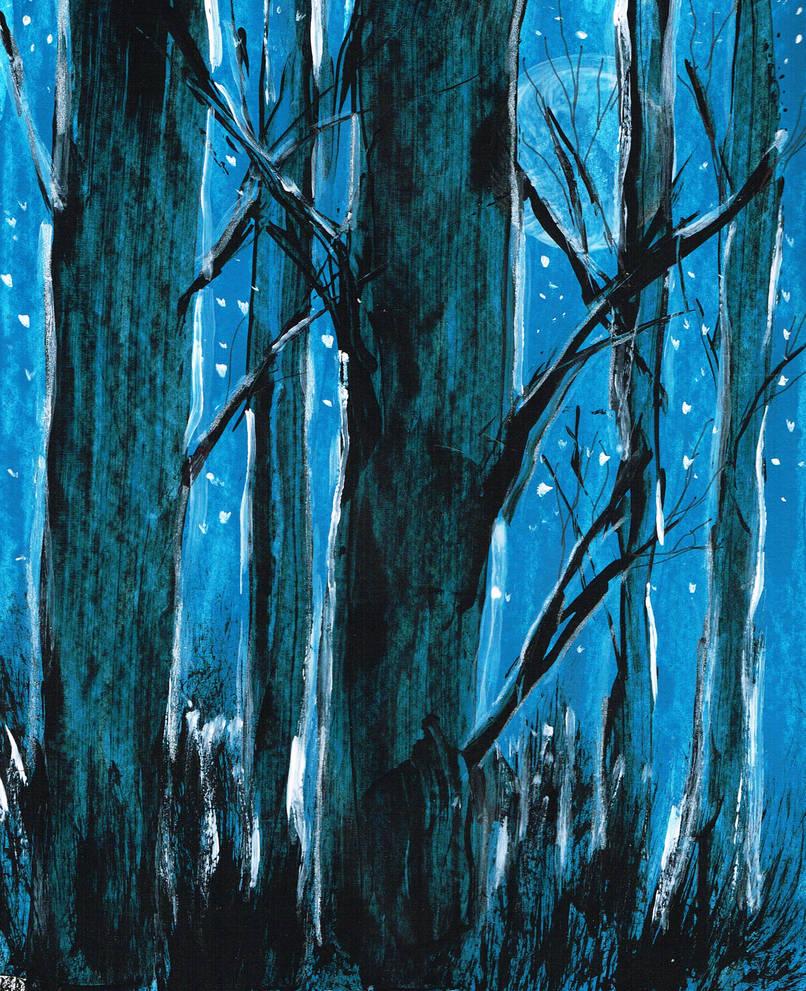 Winter Sostice by Blackbirdmotel