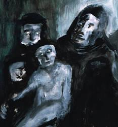 Family Death by Blackbirdmotel