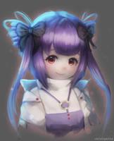 Commission - Ruruko by onialgarra