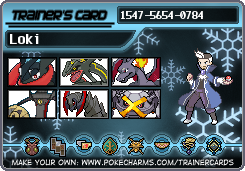 Pokemon X Trainer Card by Wholocked394