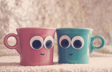 Coffee with friends by VinaApsara