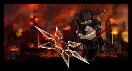 Ninja Storm by Handie