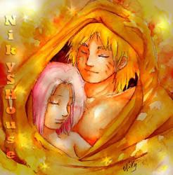 Warm like the sun... by NikySHouse
