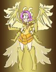 January Senshi of Dragons by Washu-Dark-Ira