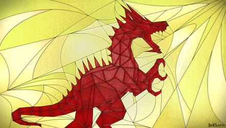 Crystal Dragon by DrKhorn