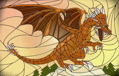 Rusty dragon by DrKhorn