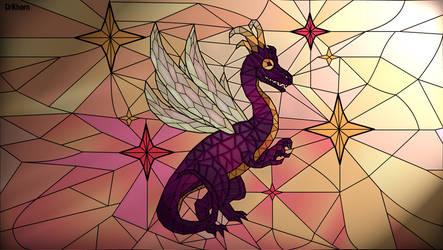 Magic dragon by DrKhorn