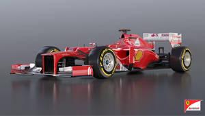 Ferrari F2012 by Ahuri