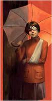 umbrella by janaschi