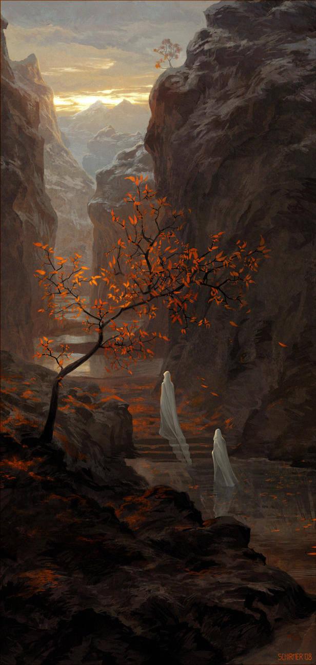 Tree Of Lava by janaschi