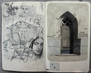 door by janaschi
