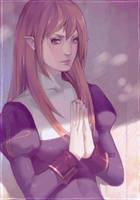 priestess 2 by janaschi