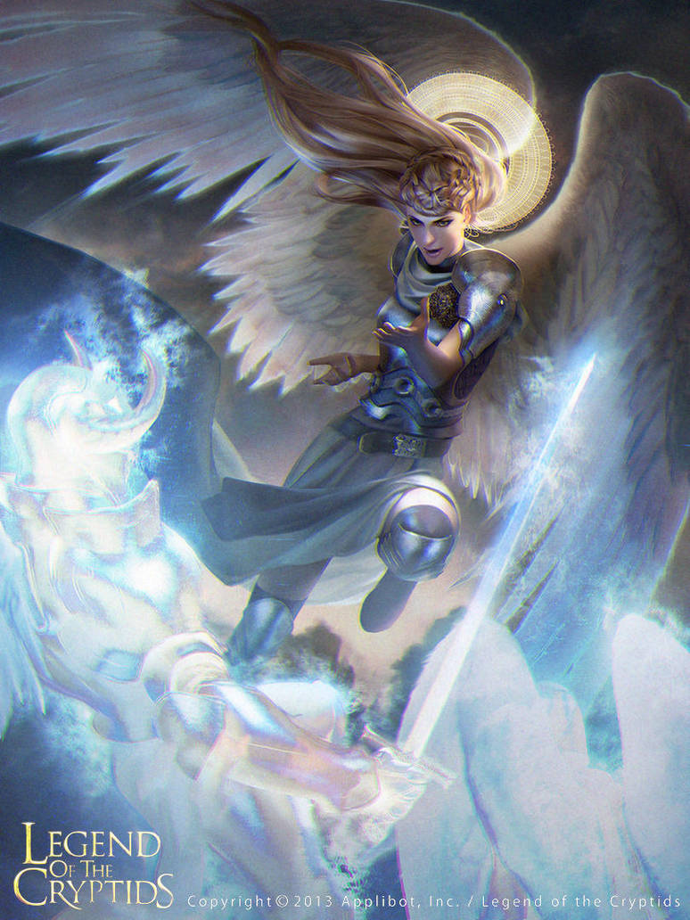 Angel 02 by janaschi