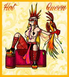 Hot Queen by BrainLessGirl