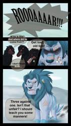 A Lion's Tale Page 11 by AkatsukiYuna