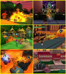 SpongeBob-Squarepants-Featuring-Nicktoons-Globs-of by charrytaker