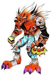 Crash bandicoot 3 by charrytaker